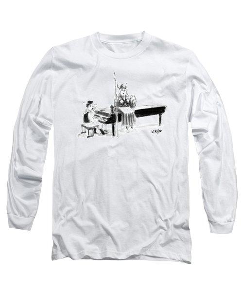 New Yorker June 22nd, 1987 Long Sleeve T-Shirt