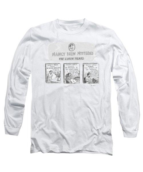 New Yorker June 22nd, 1998 Long Sleeve T-Shirt
