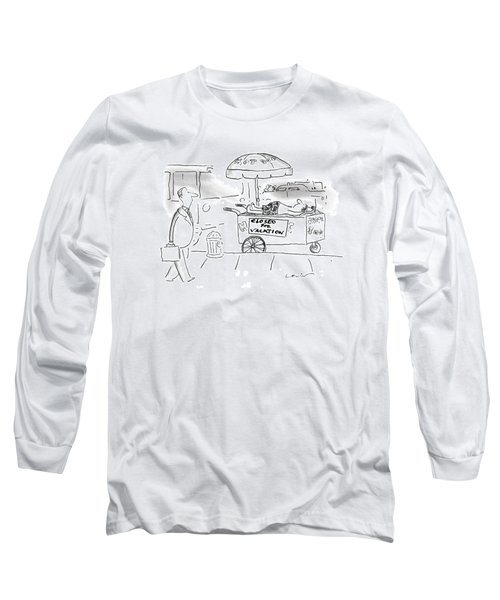 New Yorker June 23rd, 1997 Long Sleeve T-Shirt