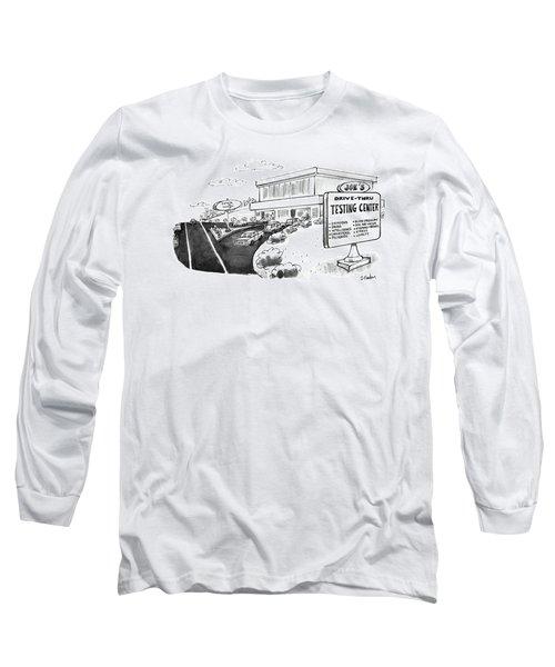 New Yorker June 29th, 1987 Long Sleeve T-Shirt