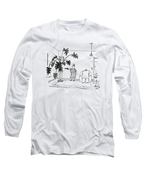 New Yorker June 29th, 1992 Long Sleeve T-Shirt