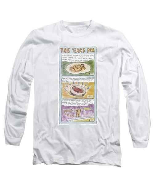 New Yorker June 2nd, 1997 Long Sleeve T-Shirt