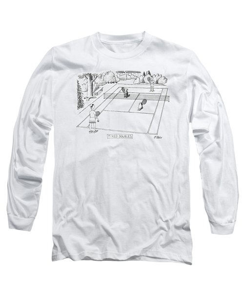 New Yorker June 3rd, 1991 Long Sleeve T-Shirt