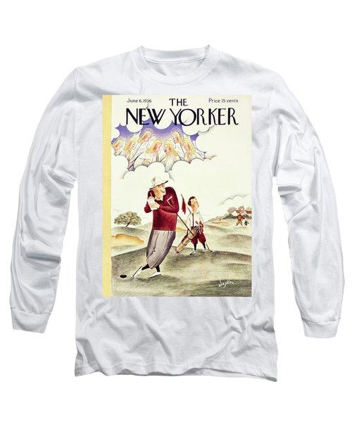 New Yorker June 6 1936 Long Sleeve T-Shirt