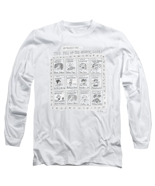 New Yorker June 8th, 1998 Long Sleeve T-Shirt
