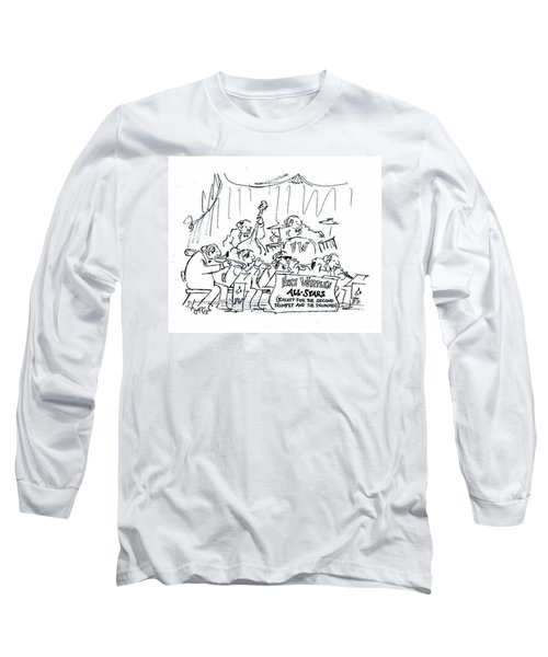 New Yorker March 12th, 1979 Long Sleeve T-Shirt