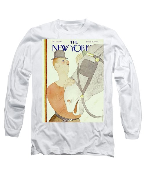 New Yorker March 14 1931 Long Sleeve T-Shirt