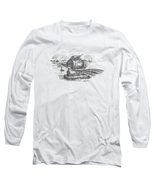 New Yorker March 14th, 1942 Long Sleeve T-Shirt