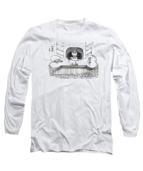 New Yorker March 1st, 1993 Long Sleeve T-Shirt