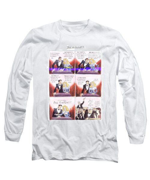 New Yorker March 24th, 1997 Long Sleeve T-Shirt