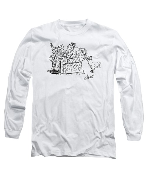 New Yorker March 5th, 1984 Long Sleeve T-Shirt