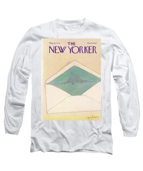 New Yorker May 14th, 1979 Long Sleeve T-Shirt