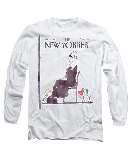 New Yorker May 14th, 1990 Long Sleeve T-Shirt