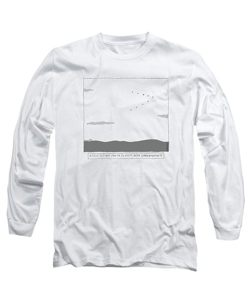 New Yorker May 15th, 2017 Long Sleeve T-Shirt