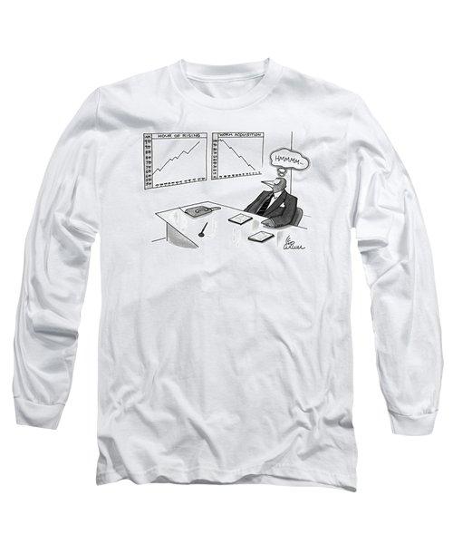 New Yorker May 16th, 1994 Long Sleeve T-Shirt