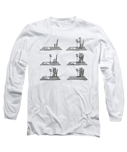 New Yorker May 17th, 1976 Long Sleeve T-Shirt
