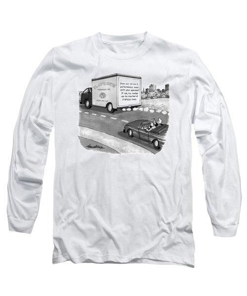 New Yorker May 17th, 1993 Long Sleeve T-Shirt