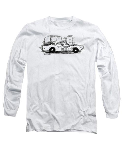 New Yorker May 17th, 1999 Long Sleeve T-Shirt