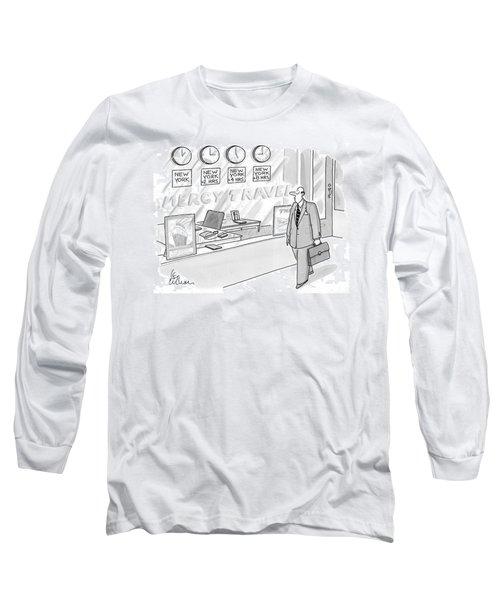 New Yorker May 18th, 1998 Long Sleeve T-Shirt