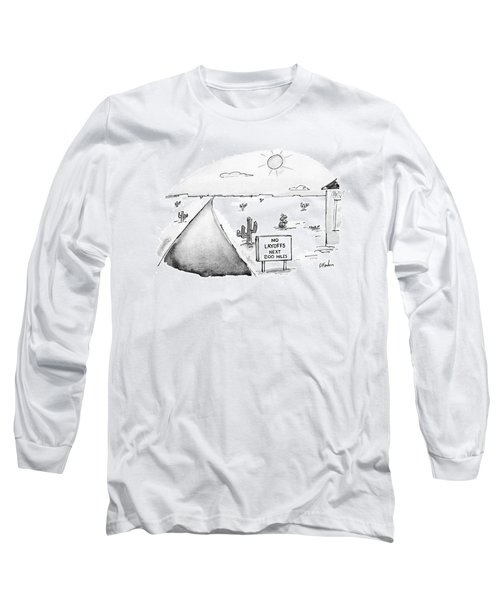 New Yorker May 3rd, 1993 Long Sleeve T-Shirt