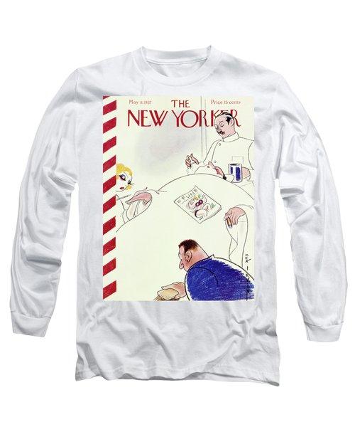 New Yorker May 8 1937 Long Sleeve T-Shirt