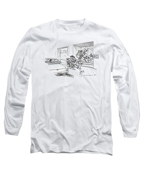 New Yorker May 8th, 1978 Long Sleeve T-Shirt