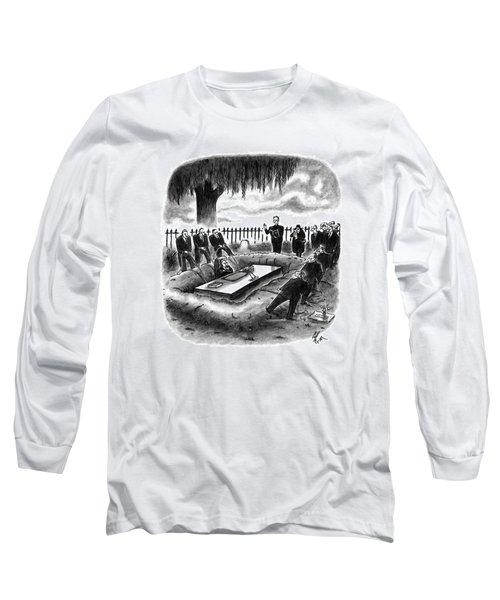 New Yorker May 8th, 1995 Long Sleeve T-Shirt
