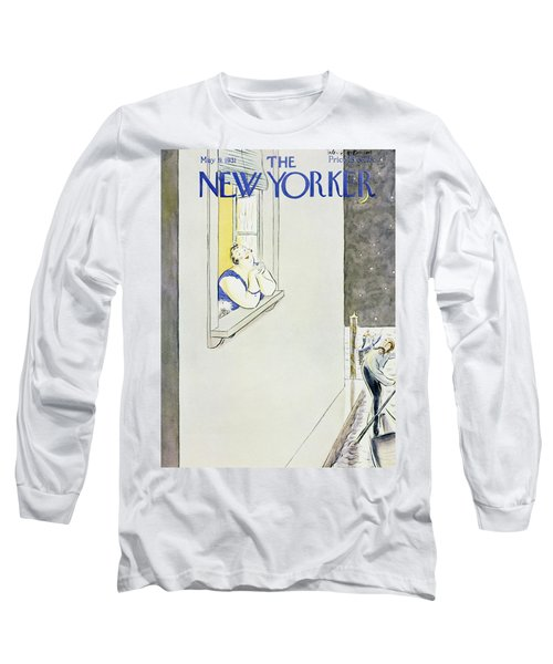 New Yorker May 9 1931 Long Sleeve T-Shirt
