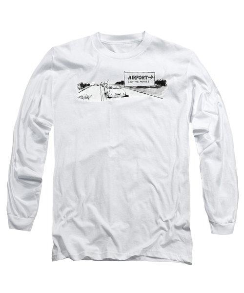 New Yorker November 10th, 1986 Long Sleeve T-Shirt