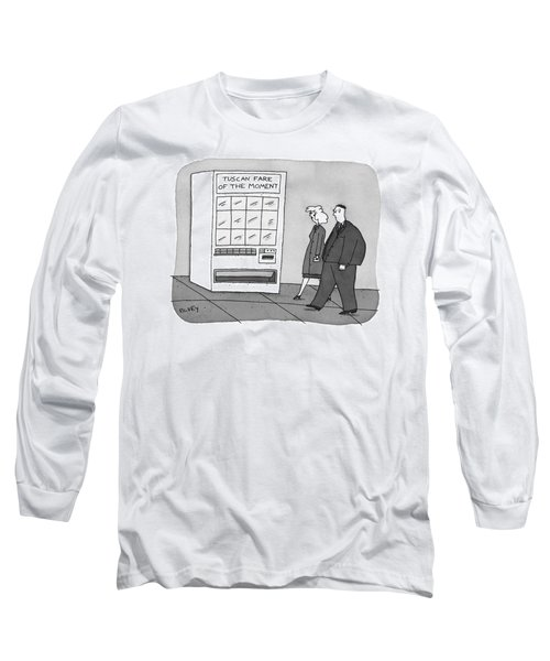 New Yorker November 17th, 1997 Long Sleeve T-Shirt