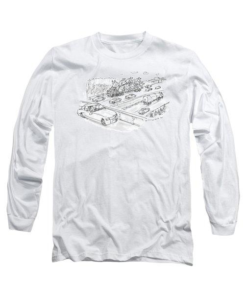 New Yorker November 23rd, 1998 Long Sleeve T-Shirt
