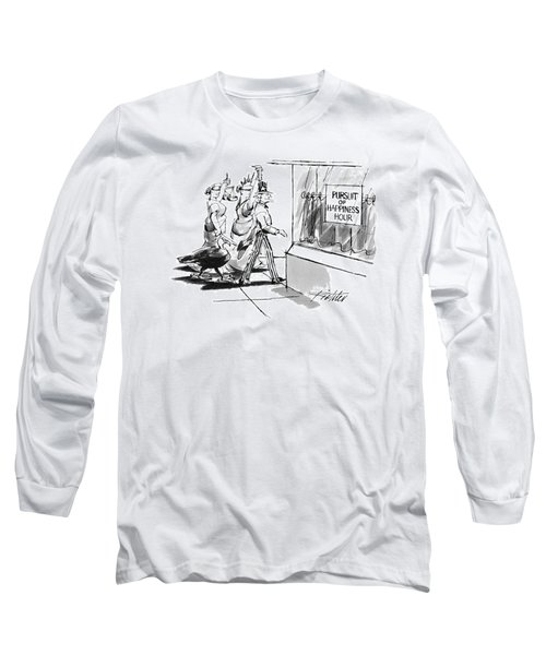 New Yorker November 28th, 1994 Long Sleeve T-Shirt