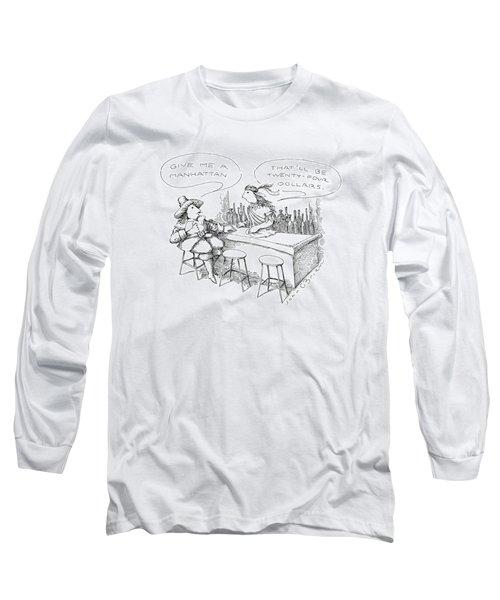 New Yorker November 30th, 1987 Long Sleeve T-Shirt