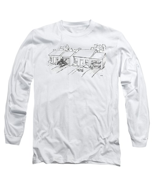 New Yorker November 5th, 1979 Long Sleeve T-Shirt