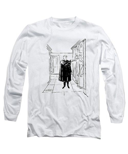 New Yorker November 9th, 1963 Long Sleeve T-Shirt