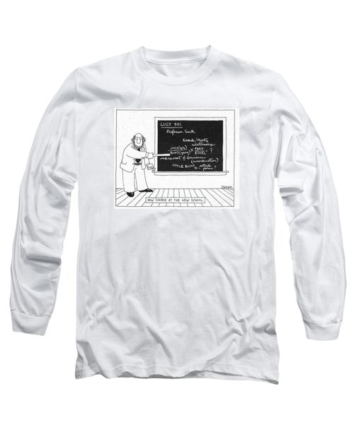 New Yorker October 10th, 1977 Long Sleeve T-Shirt