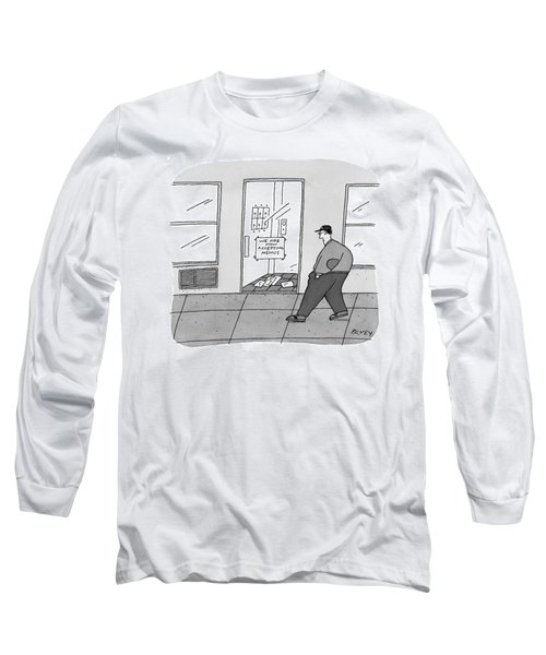New Yorker October 12th, 1998 Long Sleeve T-Shirt
