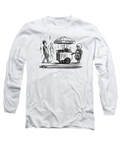 New Yorker October 17th, 1994 Long Sleeve T-Shirt