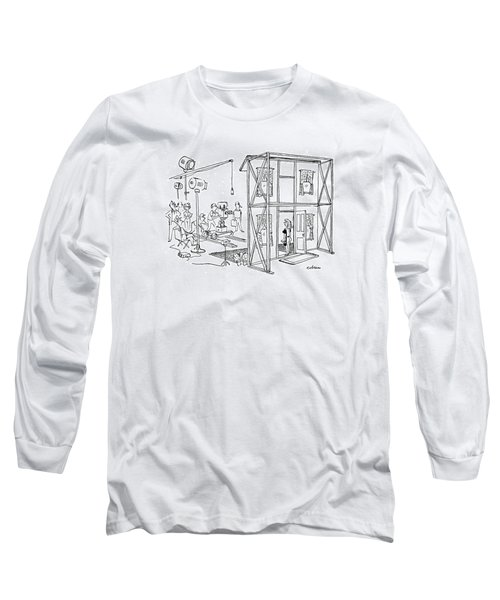 New Yorker October 19th, 1946 Long Sleeve T-Shirt