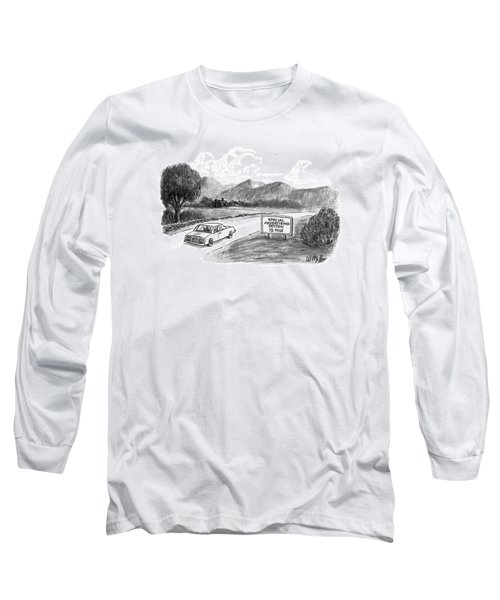 New Yorker October 20th, 1986 Long Sleeve T-Shirt
