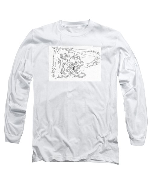 New Yorker October 23rd, 1943 Long Sleeve T-Shirt