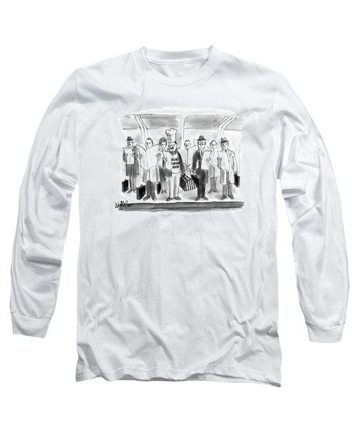 New Yorker October 24th, 1988 Long Sleeve T-Shirt