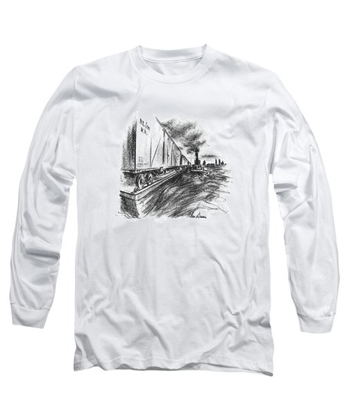 New Yorker October 26th, 1940 Long Sleeve T-Shirt