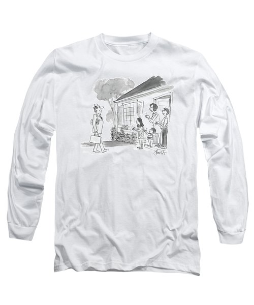 New Yorker October 26th, 1987 Long Sleeve T-Shirt
