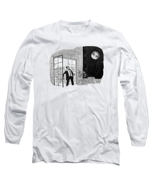 New Yorker October 29th, 1990 Long Sleeve T-Shirt
