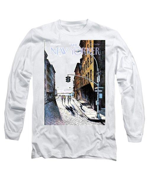 New Yorker October 2nd, 1978 Long Sleeve T-Shirt