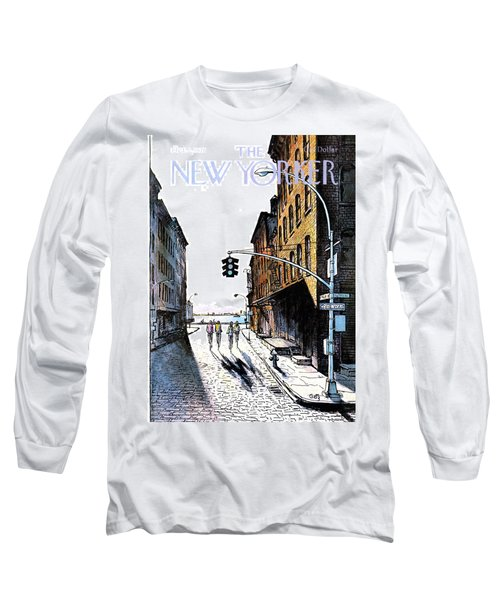 New Yorker October 2nd, 1978 Long Sleeve T-Shirt