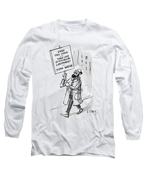 New Yorker October 30th, 1965 Long Sleeve T-Shirt