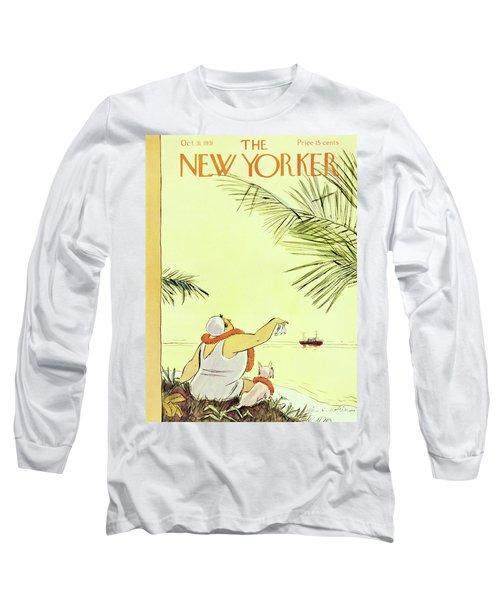 New Yorker October 31 1931 Long Sleeve T-Shirt