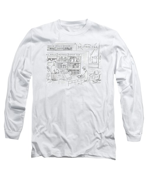 New Yorker October 4th, 1999 Long Sleeve T-Shirt